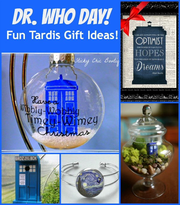 Best ideas about Dr.Who Gift Ideas . Save or Pin Dr Who Day 8 fun Tardis t ideas Now.
