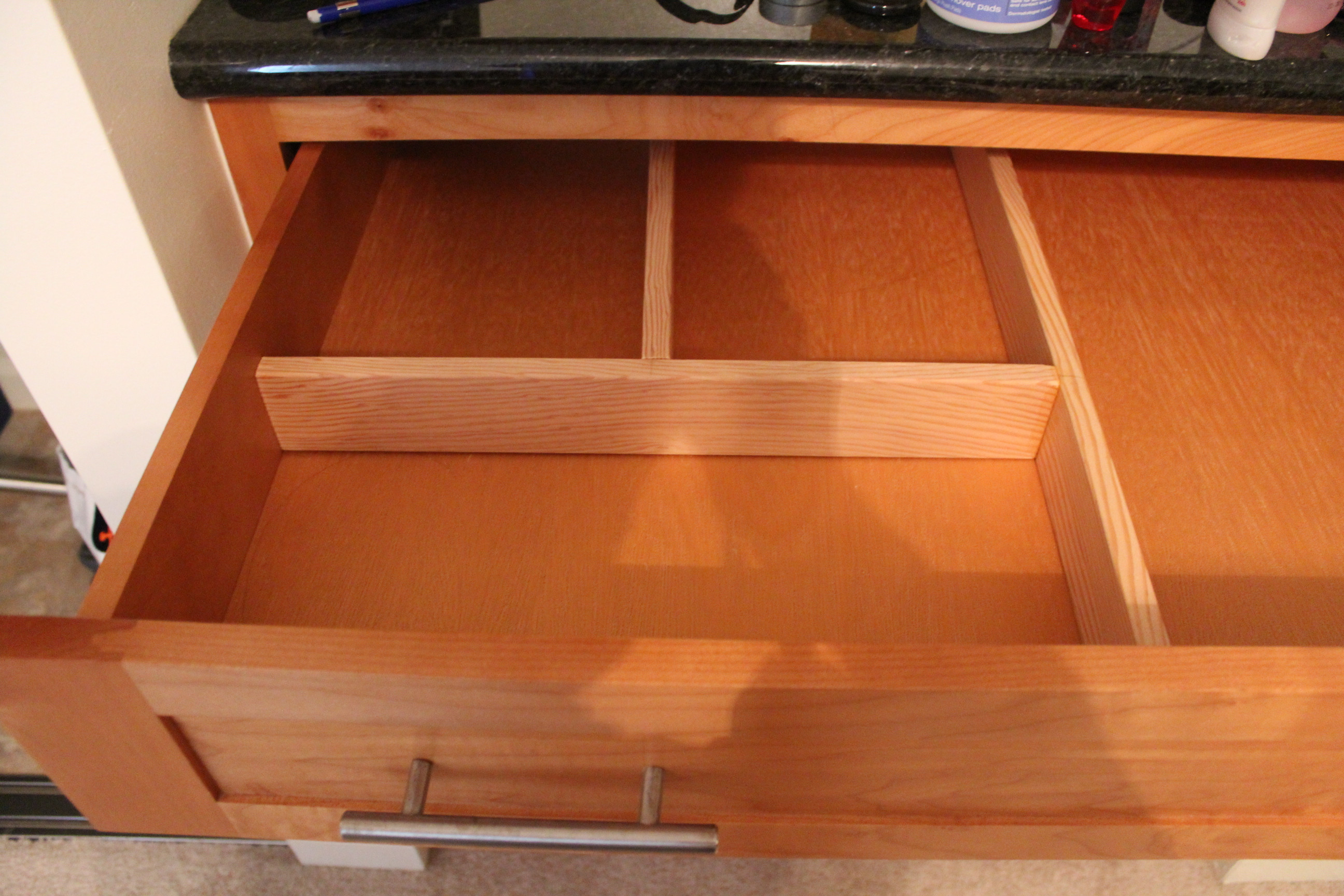 Best ideas about Drawer Dividers DIY . Save or Pin Home Organization DIY Drawer Dividers Now.