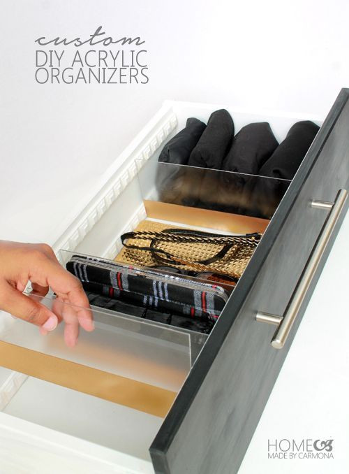 Best ideas about Drawer Dividers DIY . Save or Pin Best 25 Drawer dividers ideas on Pinterest Now.