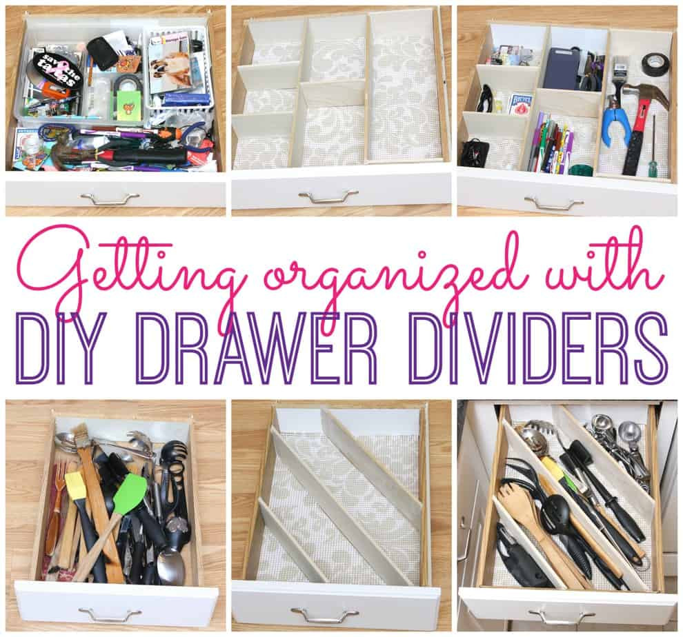 Best ideas about Drawer Dividers DIY . Save or Pin DIY Drawer Dividers Now.