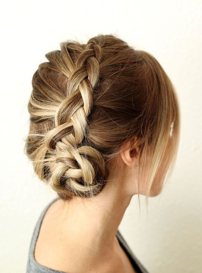 Best ideas about Dutch Braid Hairstyles . Save or Pin 17 Stunning Dutch Braid Hairstyles With Tutorials Pretty Now.