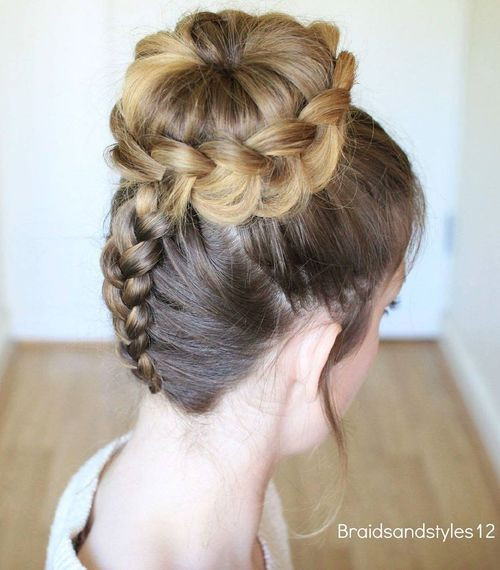 Best ideas about Dutch Braid Hairstyles . Save or Pin 30 Best Dutch Braid Inspired Hairstyles Now.