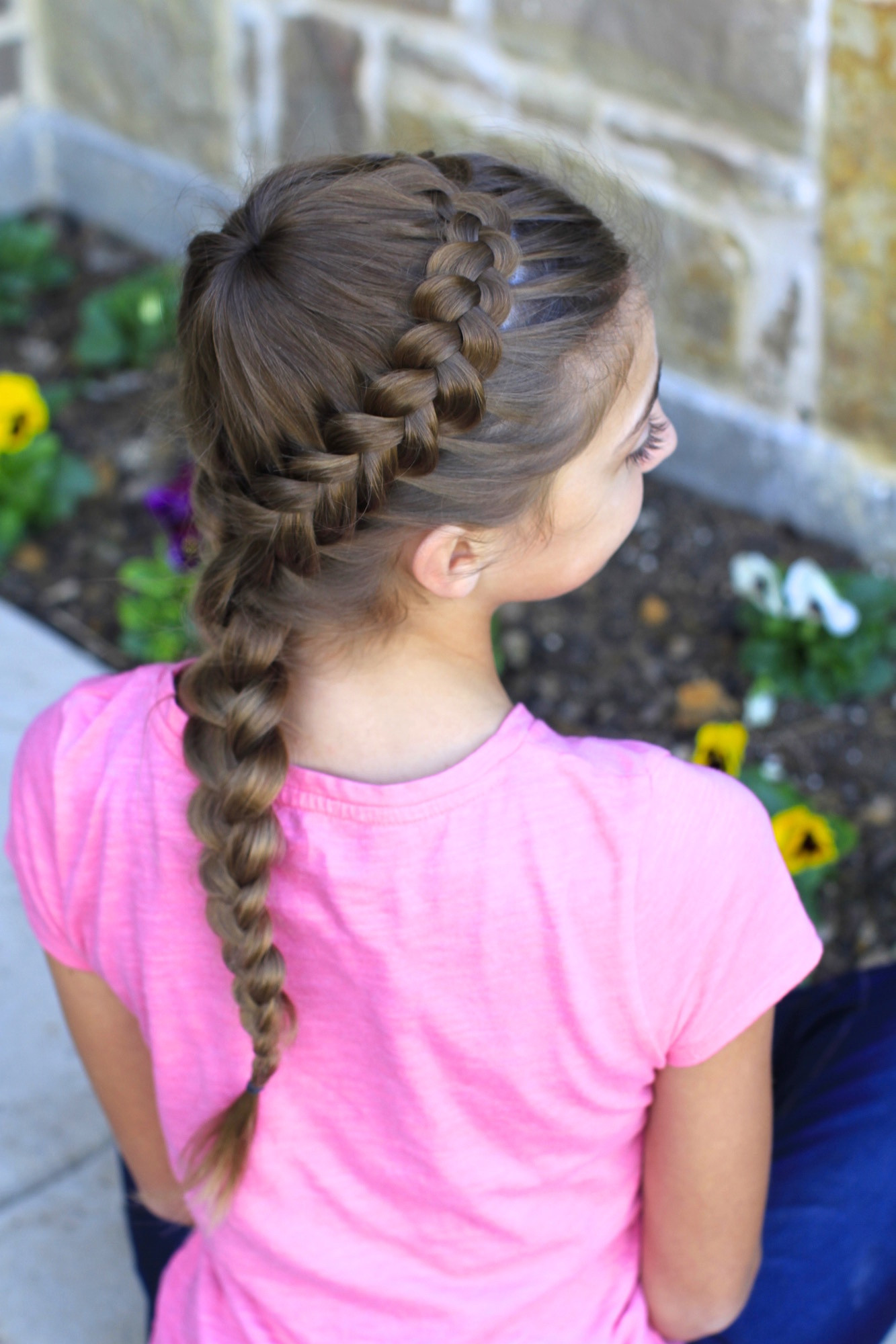 Best ideas about Dutch Braid Hairstyles . Save or Pin How to Create a Dutch Starburst Braid Now.