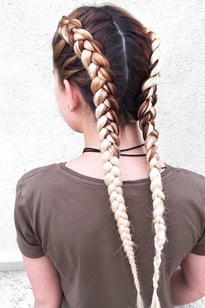 Best ideas about Dutch Braid Hairstyles . Save or Pin Best 25 Dutch braids ideas on Pinterest Now.