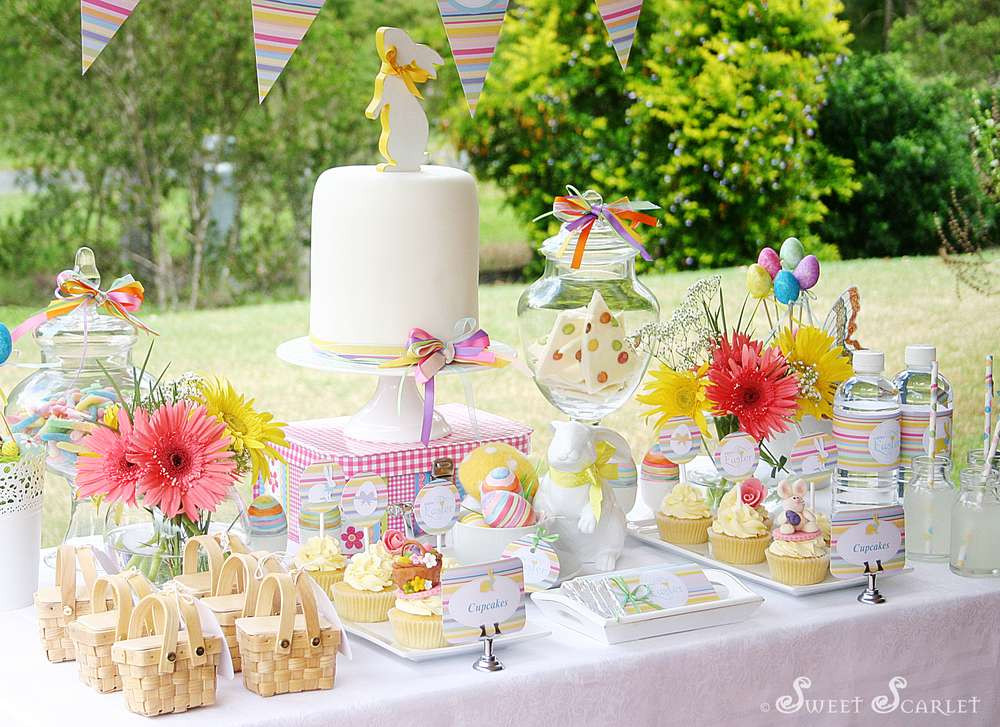 Best ideas about Easter Birthday Party . Save or Pin Easter Party Ideas 1 of 14 Now.