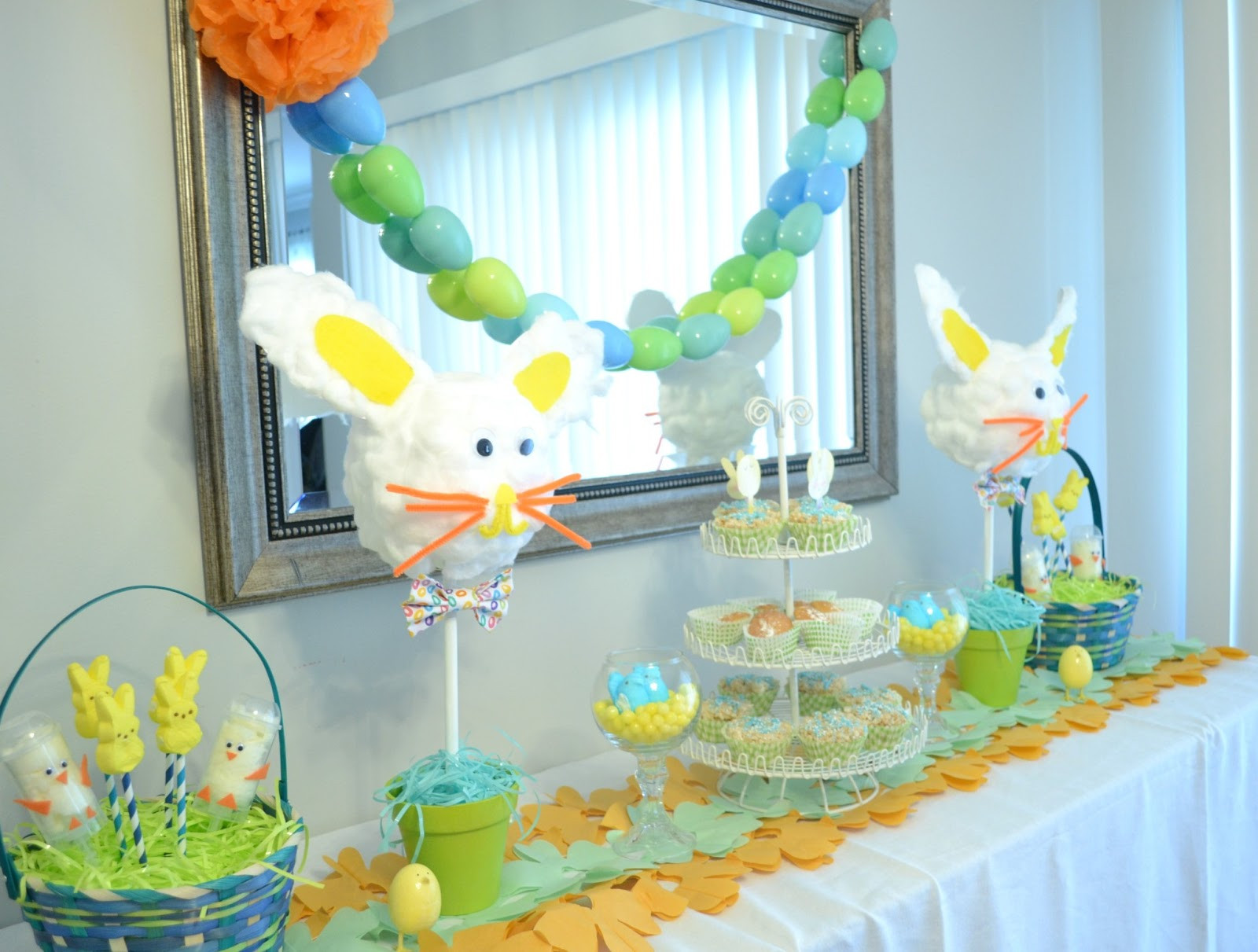 Best ideas about Easter Birthday Party . Save or Pin Easter Party Ideas Now.