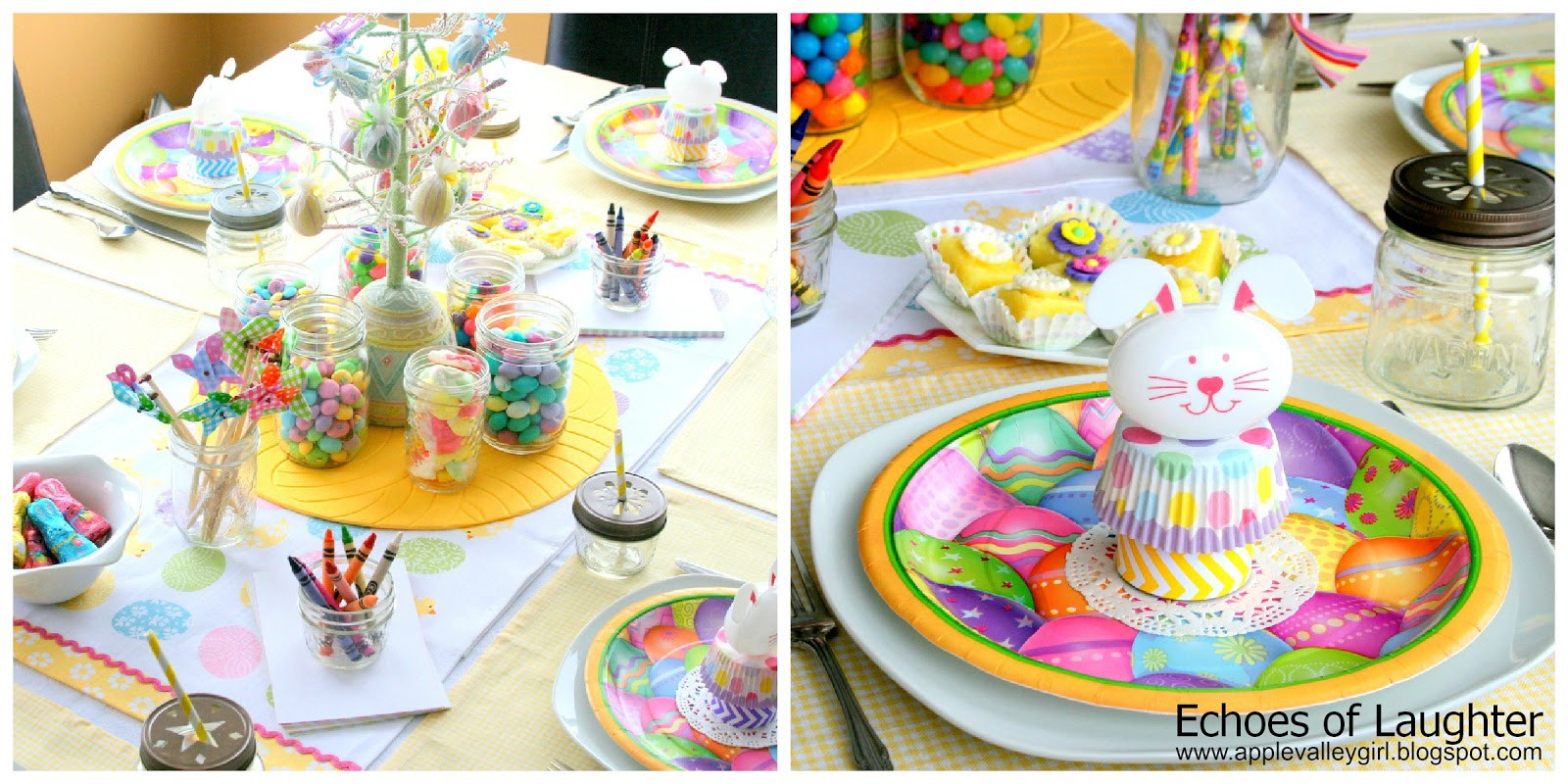 Best ideas about Easter Birthday Party . Save or Pin An Easter Party For Kids Echoes of Laughter Now.