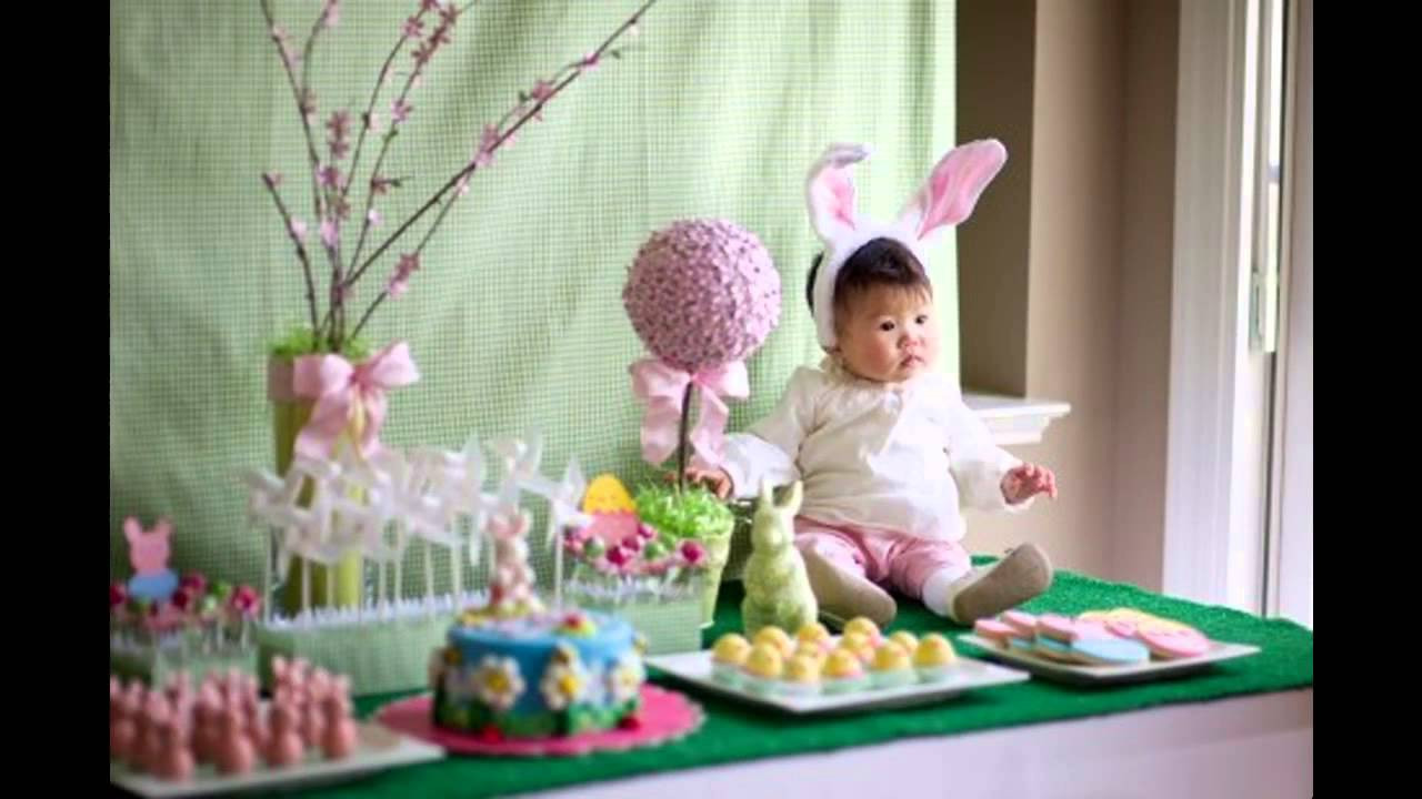 Best ideas about Easter Birthday Party . Save or Pin Easy Easter party decorations ideas Now.