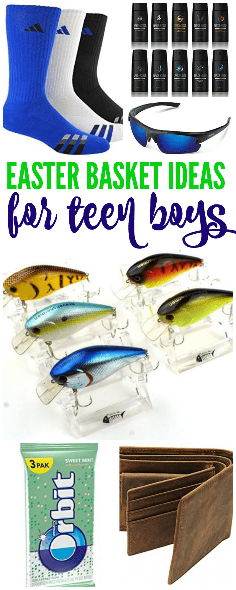 Best ideas about Easter Gift Ideas For Boys . Save or Pin Easter Basket Ideas for Teen Boys Now.