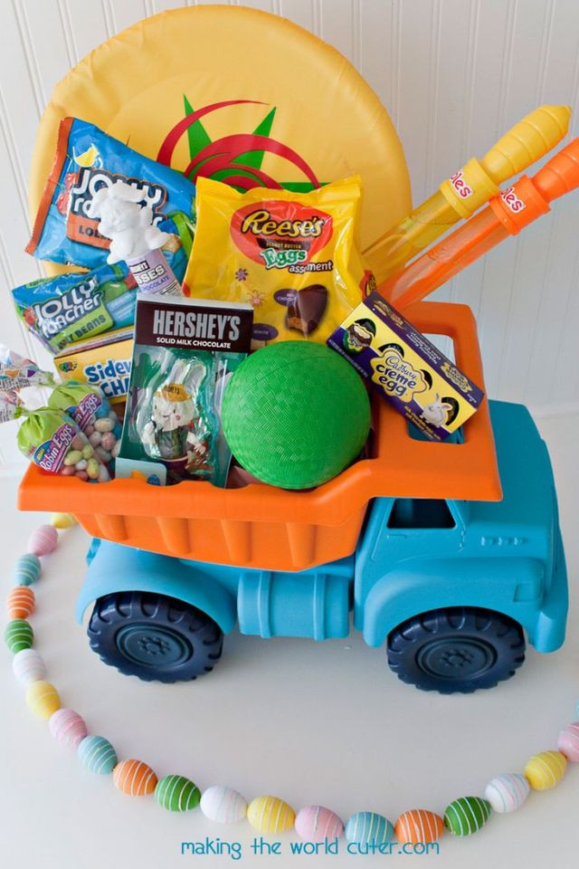 Best ideas about Easter Gift Ideas For Boys . Save or Pin 25 Great Easter Basket Ideas Crazy Little Projects Now.