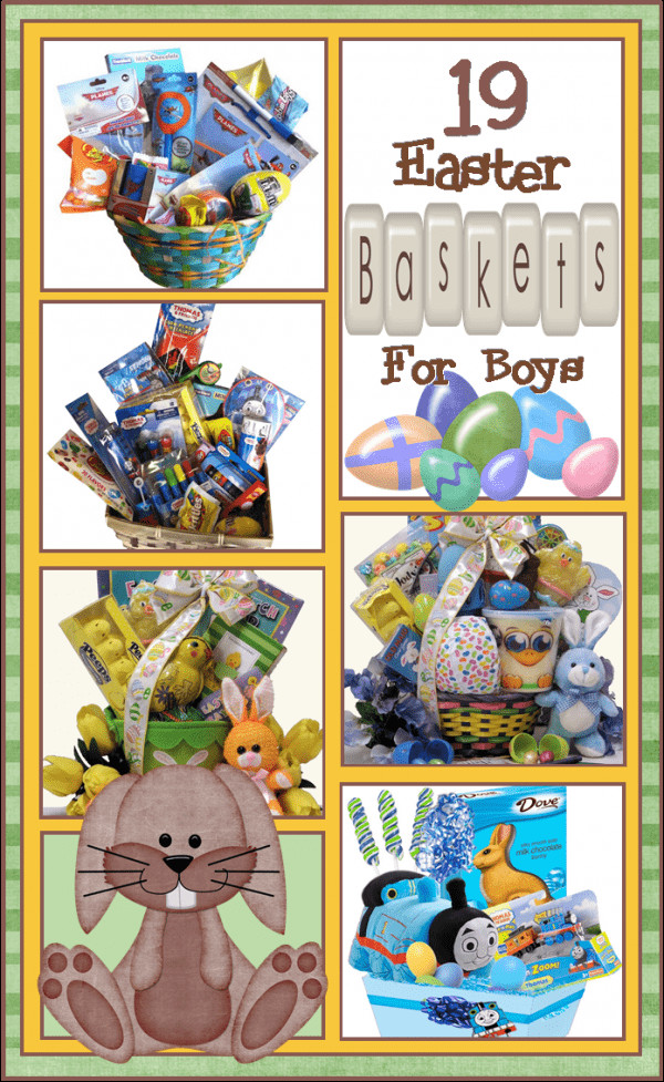 Best ideas about Easter Gift Ideas For Boys . Save or Pin Easter Basket Ideas for Boys of All Ages – 3 Boys and a Dog Now.