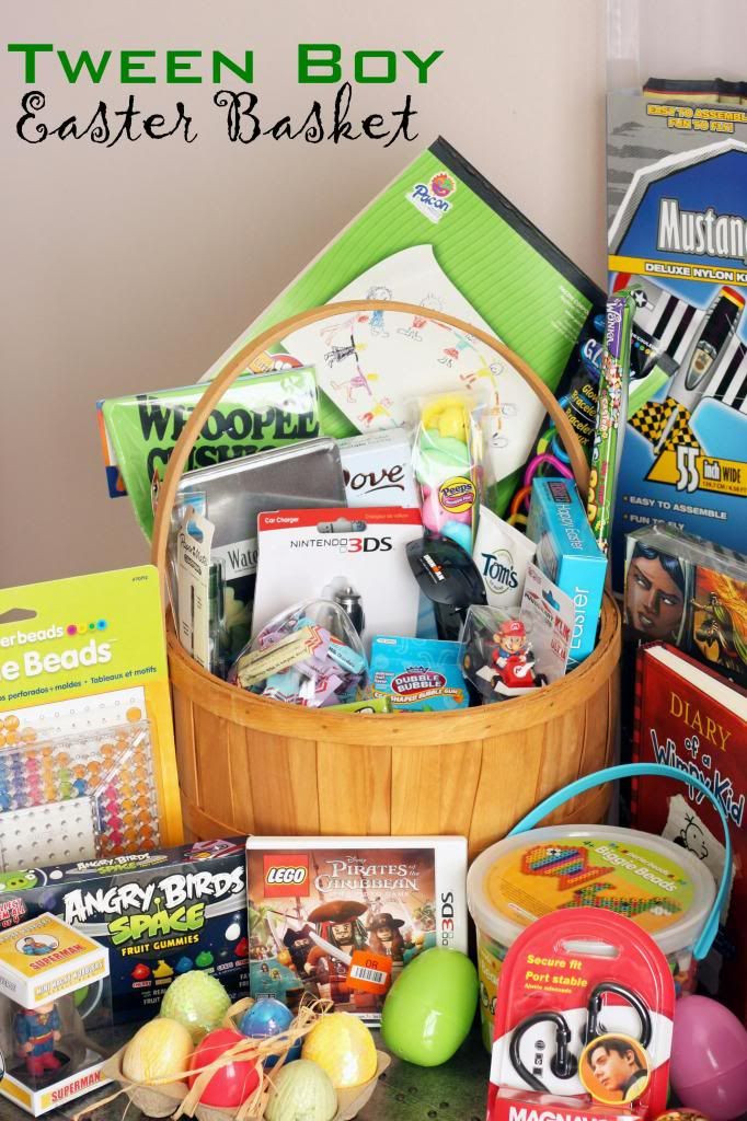 Best ideas about Easter Gift Ideas For Boys . Save or Pin 13 Easter Basket Filler Ideas easter ideas Now.
