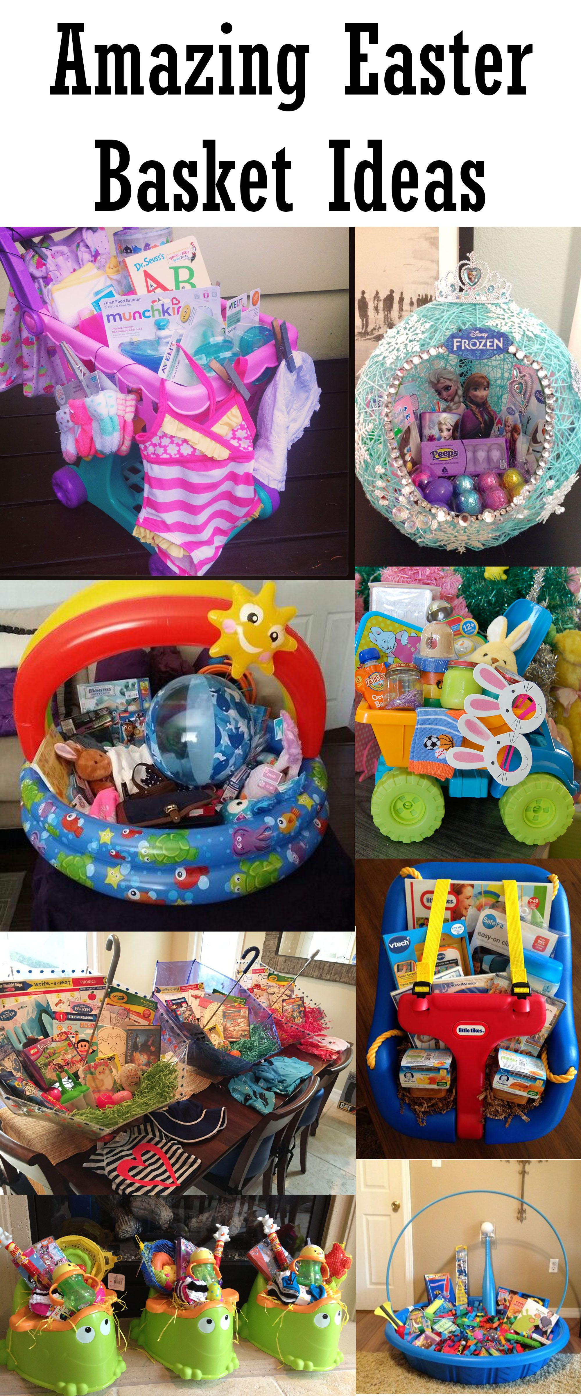 Best ideas about Easter Gift Ideas For Boys . Save or Pin Amazing Easter Basket Ideas Easter Now.