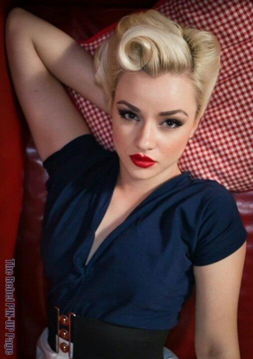 Best ideas about Easy 50S Hairstyles . Save or Pin What are some easy 50s hairstyles Quora Now.