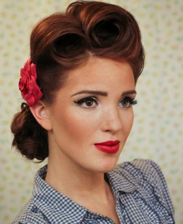 Best ideas about Easy 50S Hairstyles . Save or Pin Your Guide to the Best Hairstyles New Ideas for 2019 Now.