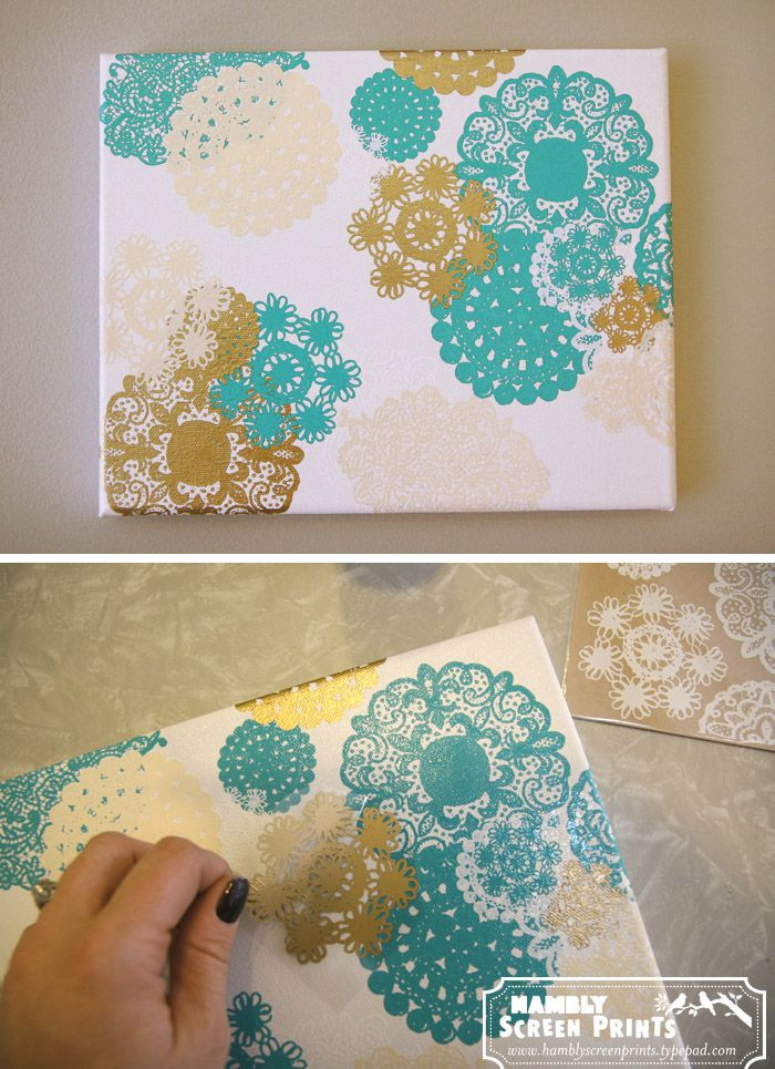 Best ideas about Easy Art Ideas . Save or Pin Creative Fun For All Ages With Easy DIY Wall Art Projects Now.