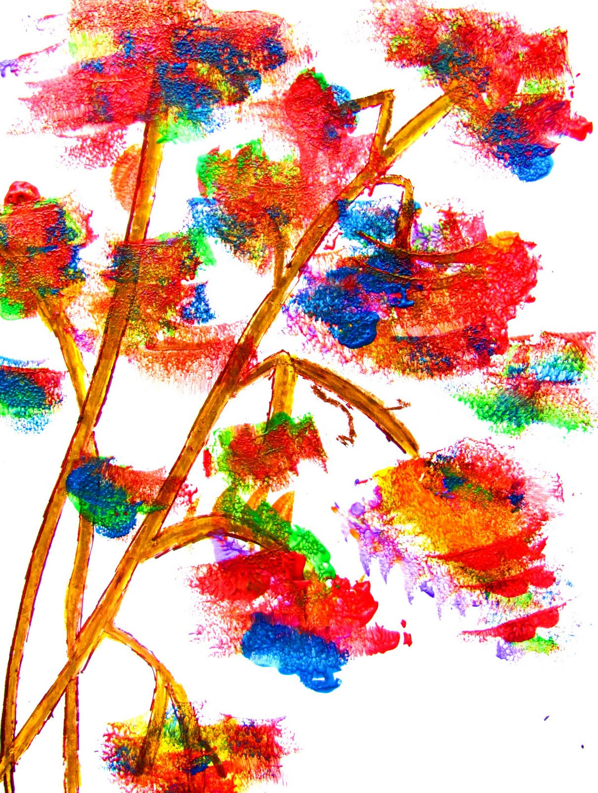 Best ideas about Easy Art Ideas . Save or Pin Easy Painting Ideas Painting Ideas for Kids For Livings Now.