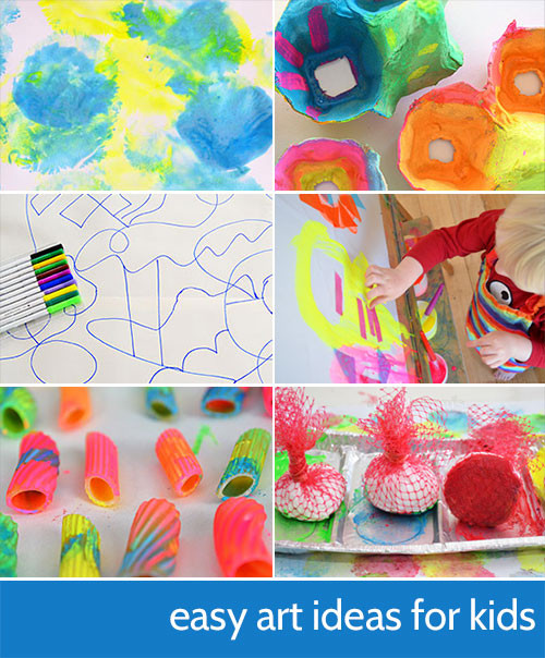 Best ideas about Easy Art Ideas . Save or Pin Easy Art Ideas Picklebums Now.