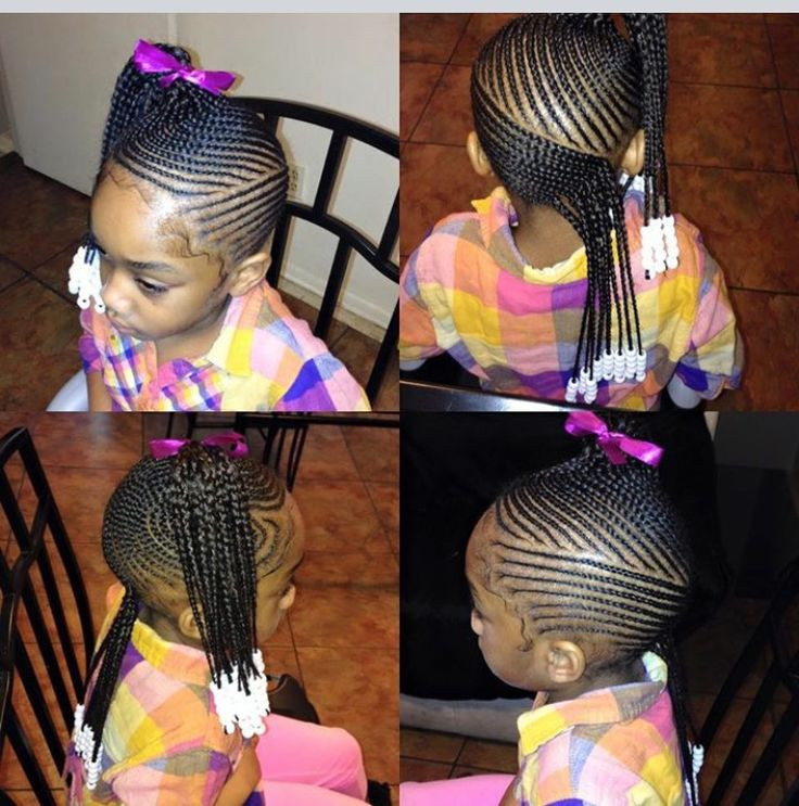 Best ideas about Easy Braided Hairstyles For Kids . Save or Pin 25 best ideas about Kids Braided Hairstyles on Pinterest Now.