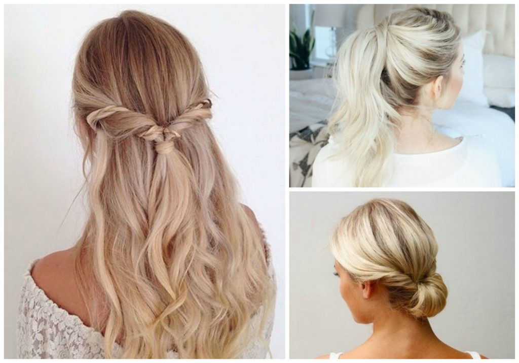 Best ideas about Easy But Cute Hairstyles . Save or Pin 11 Super Easy Hairstyles for Everyday Life Now.