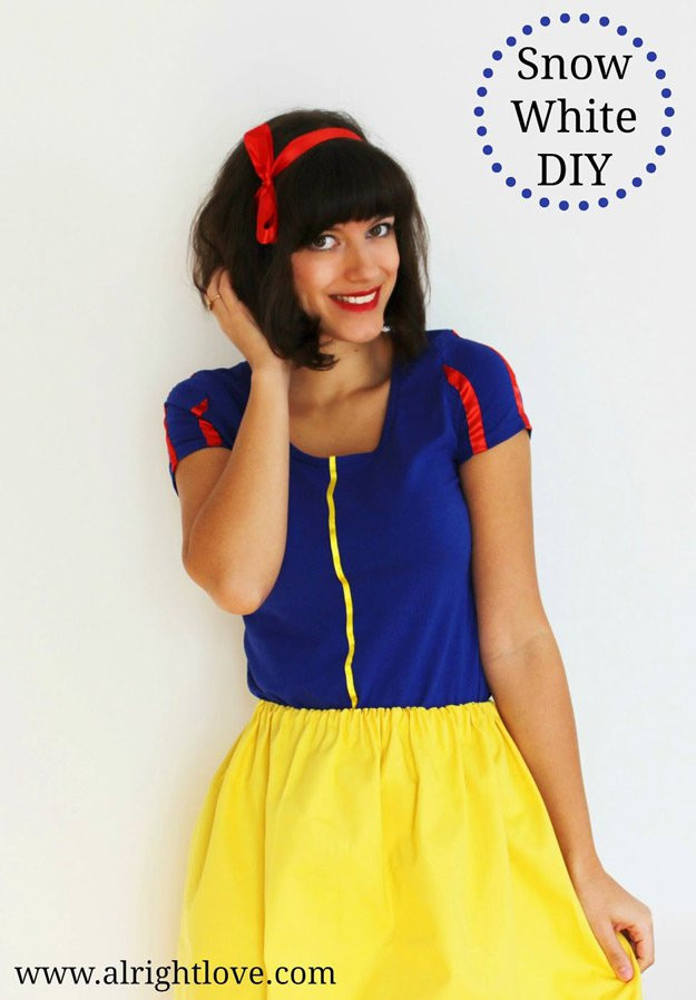 Best ideas about Easy DIY Adult Halloween Costumes . Save or Pin Halloween Costumes for Adults DIY Projects Craft Ideas Now.