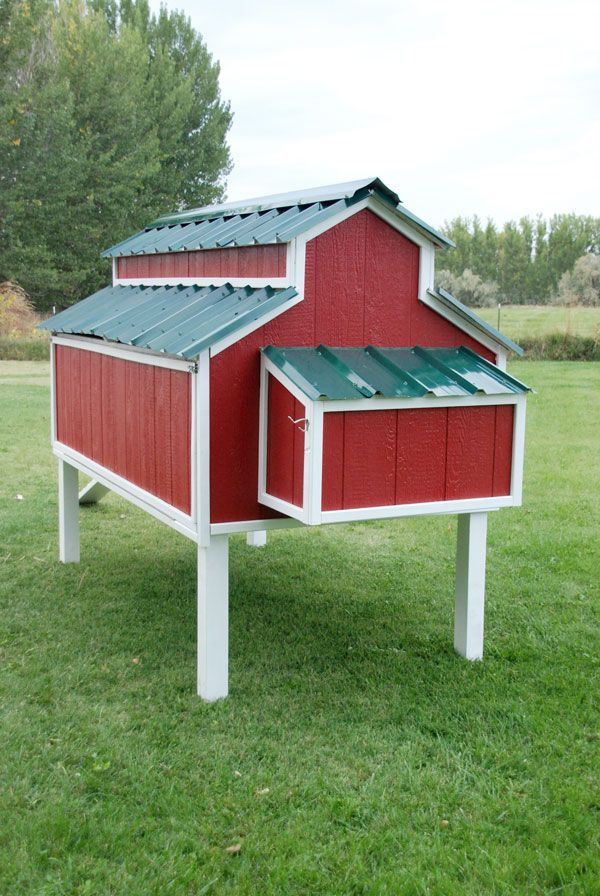 Best ideas about Easy DIY Chicken Coop Plans . Save or Pin Free Plans for an Awesome Chicken Coop The Home Depot Now.