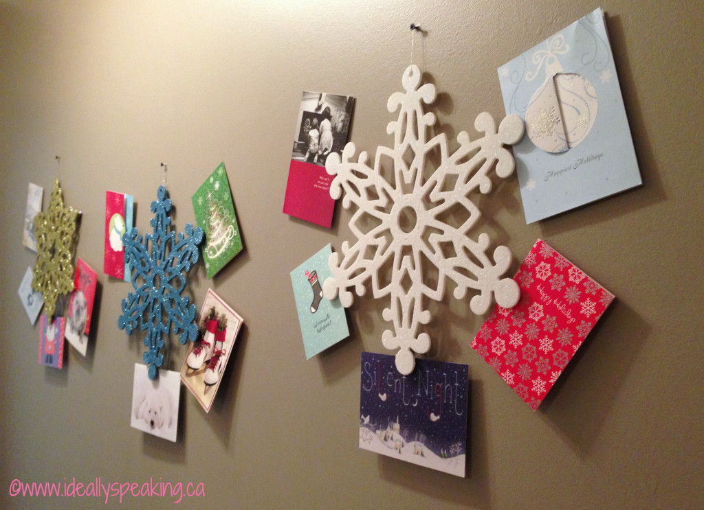 Best ideas about Easy DIY Christmas Cards . Save or Pin Easy DIY Christmas Card Wreath Ideally speaking Now.