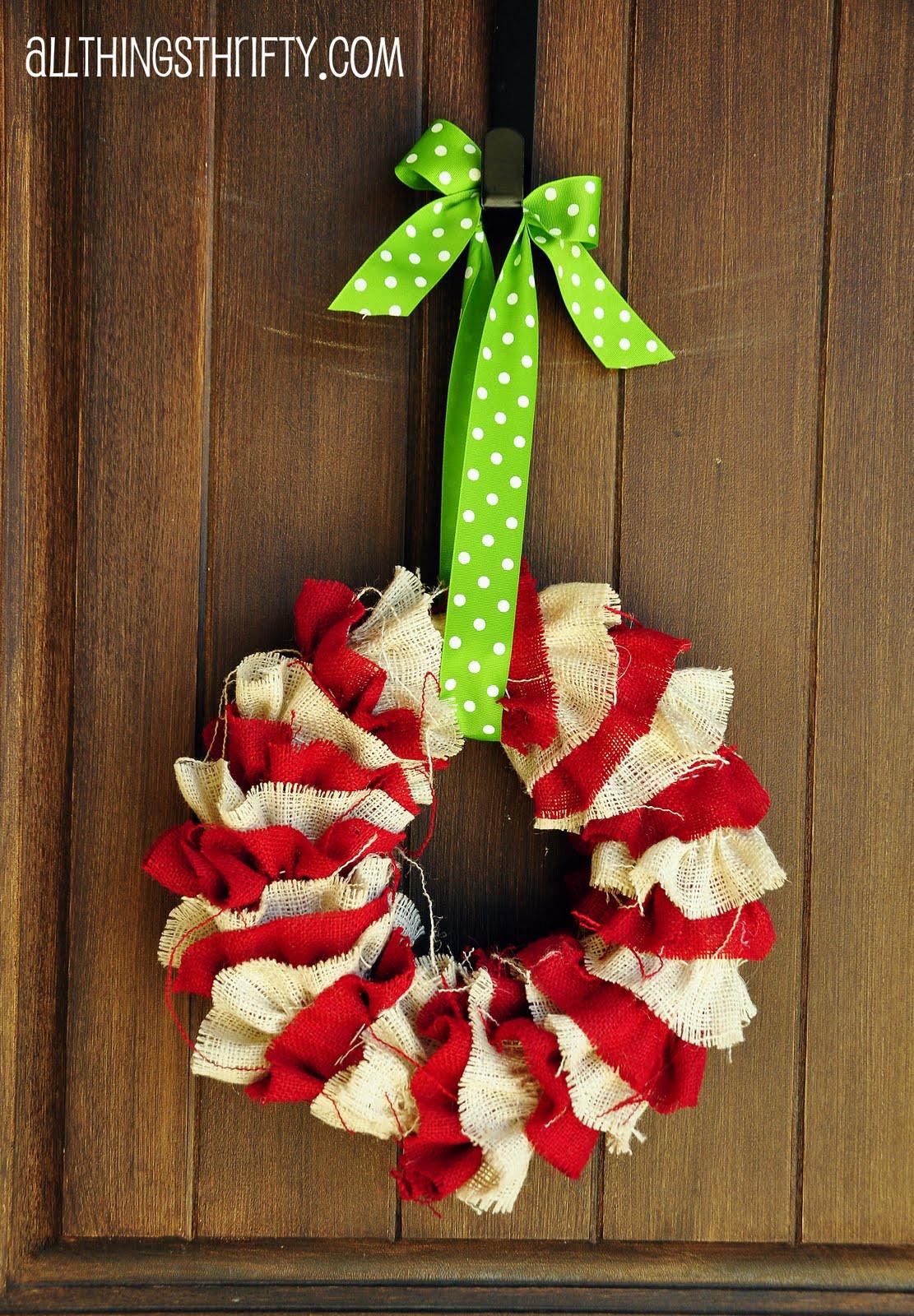 Best ideas about Easy DIY Christmas Wreaths . Save or Pin Tutorial DIY Christmas Wreath Now.