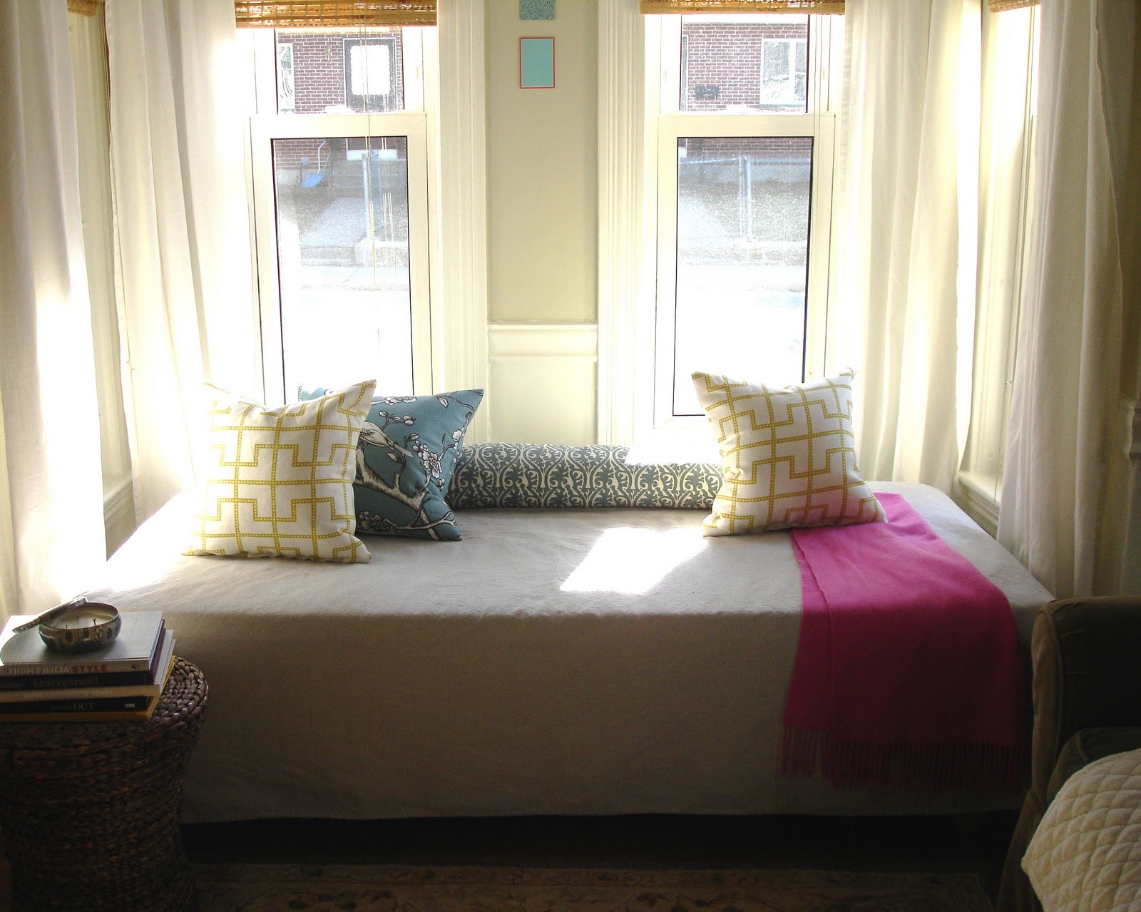 Best ideas about Easy DIY Daybed . Save or Pin loft & cottage the daybed is done Now.