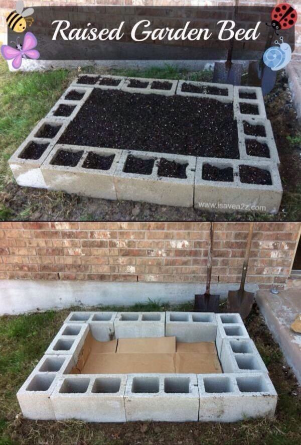 Best ideas about Easy DIY Raised Garden Bed . Save or Pin Easy DIY Raised Garden Bed Gardening Now.