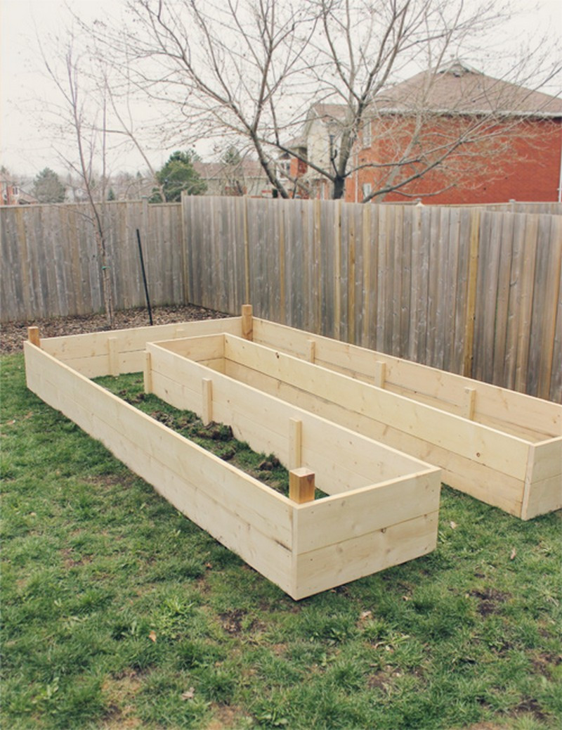 Best ideas about Easy DIY Raised Garden Bed . Save or Pin DIY Easy Access Raised Garden Bed – The Owner Builder Network Now.