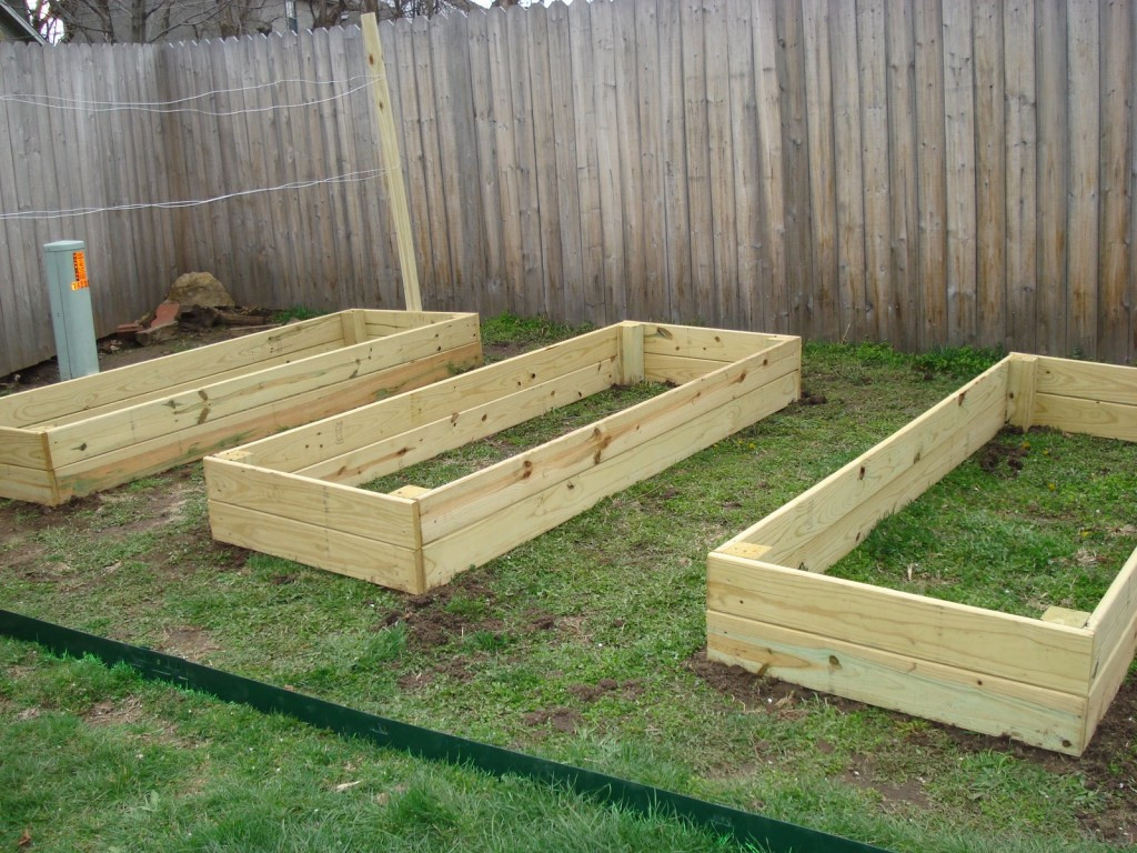 Best ideas about Easy DIY Raised Garden Bed . Save or Pin 10 Inspiring DIY Raised Garden Beds Ideas Plans and Now.