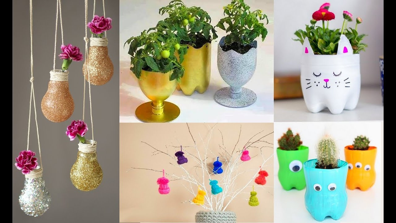 Best ideas about Easy DIY Room Decor . Save or Pin DIY ROOM DECOR Easy Crafts Ideas at Home 2018 Diy Now.