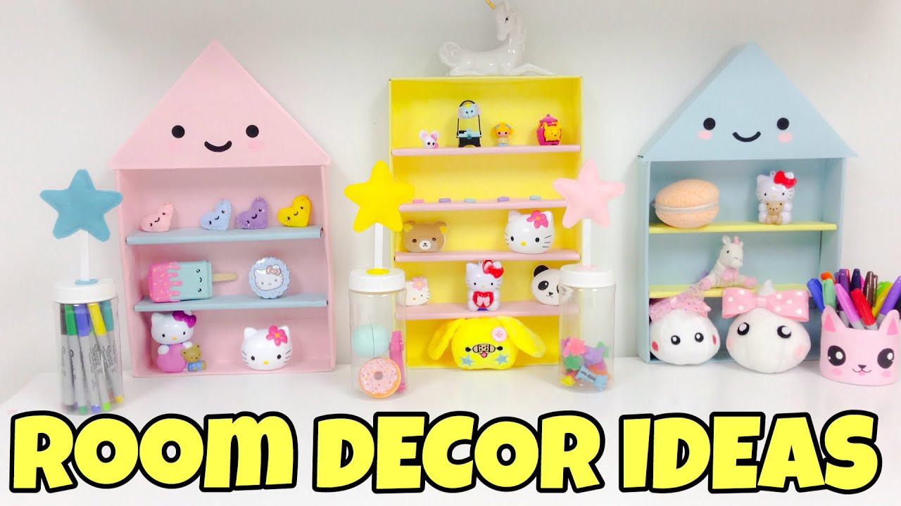 Best ideas about Easy DIY Room Decor . Save or Pin DIY Room Decor 2016 EASY & INEXPENSIVE ideas Now.