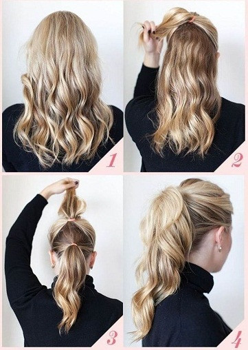 Best ideas about Easy Everyday Hairstyle . Save or Pin Top 17 Casual Hairstyles for Everyday Now.