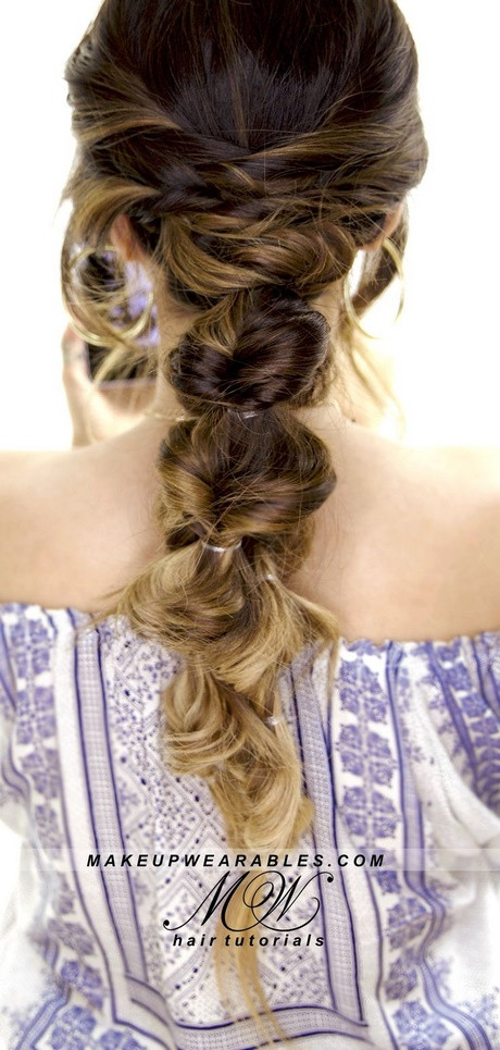 Best ideas about Easy Everyday Hairstyle . Save or Pin Quick easy everyday hairstyles Now.