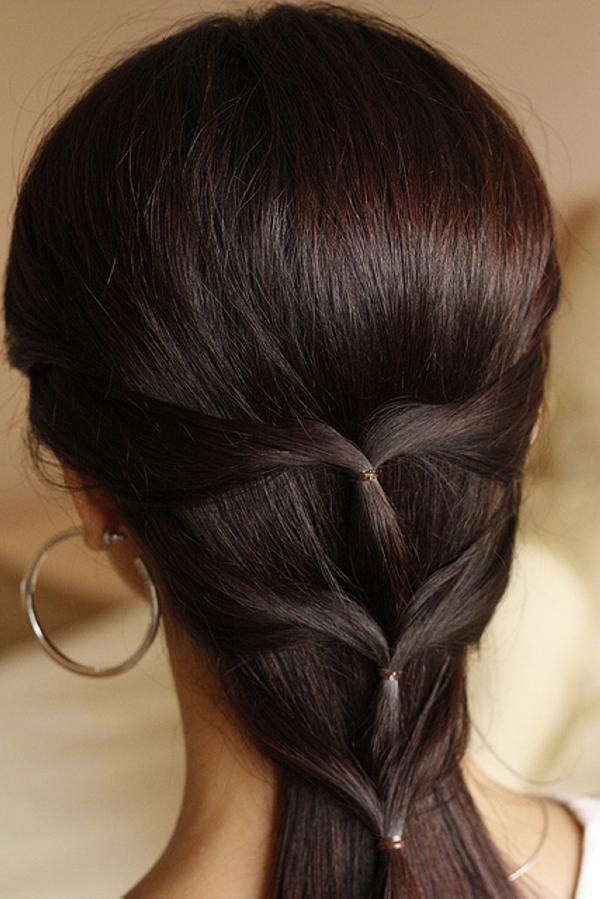 Best ideas about Easy Everyday Hairstyle . Save or Pin 35 Cool Hairstyles For Girls You Should Check Today SloDive Now.