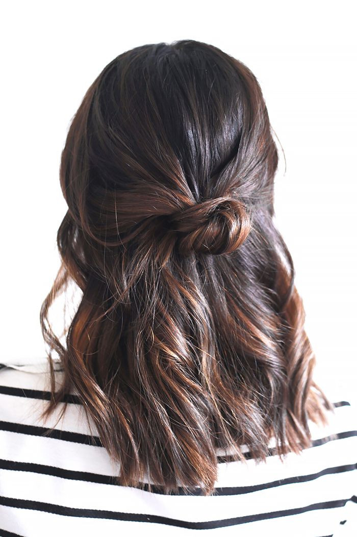 Best ideas about Easy Everyday Hairstyle . Save or Pin 25 best Everyday Hairstyles ideas on Pinterest Now.