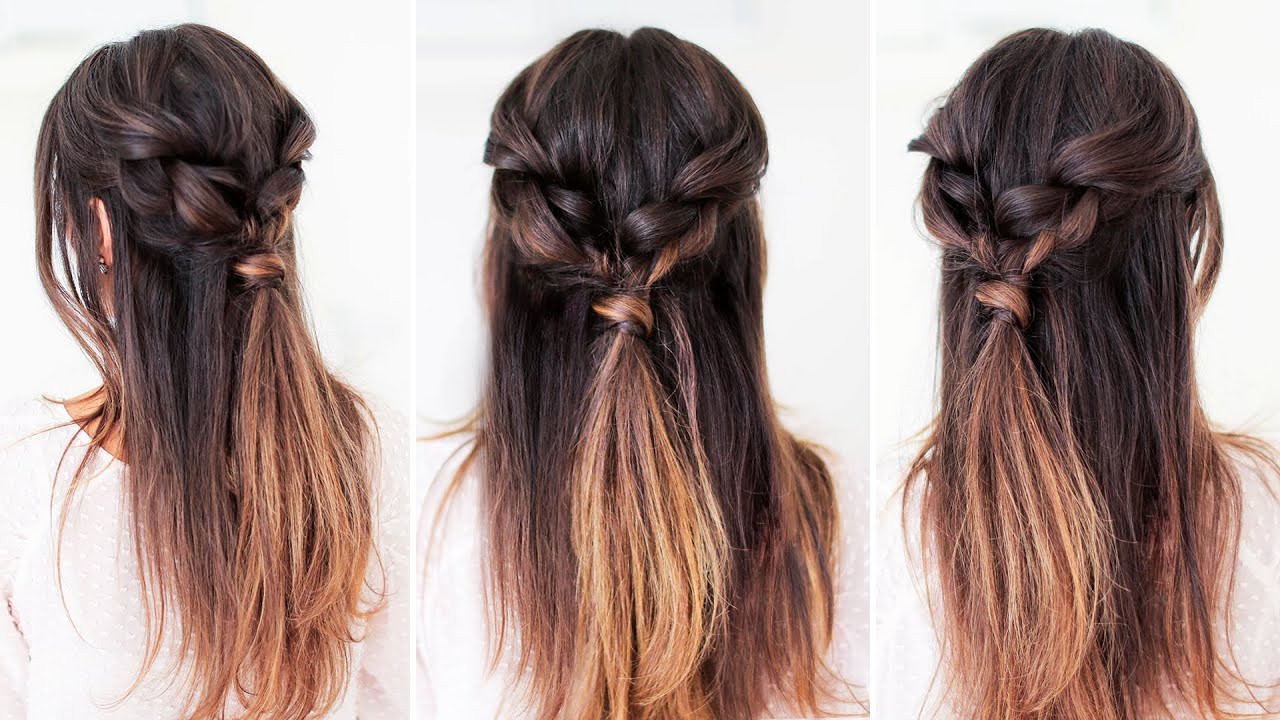 Best ideas about Easy Everyday Hairstyle . Save or Pin Easy Everyday Hairstyle Now.