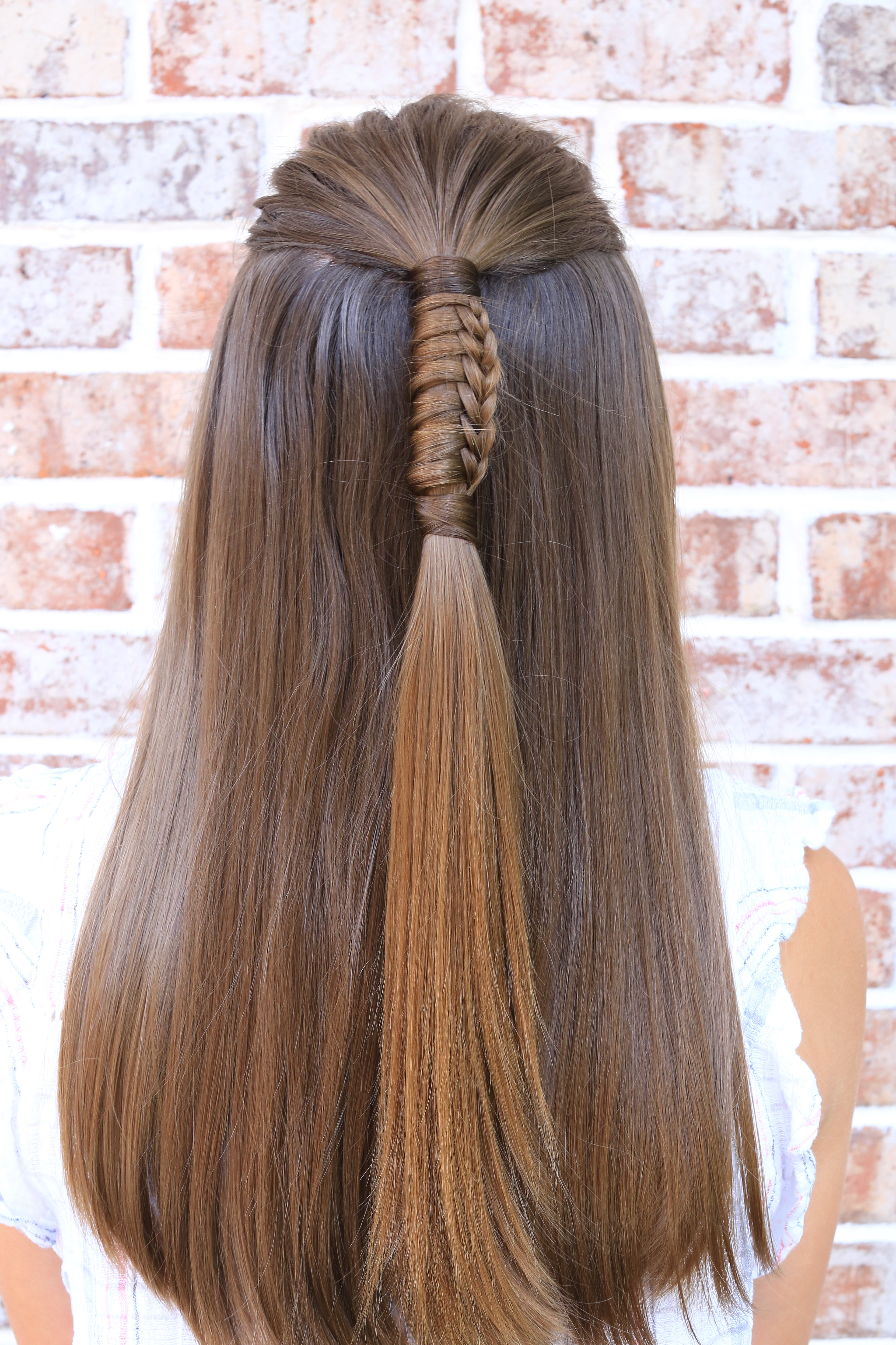 Best ideas about Easy Hairstyle Video . Save or Pin 5 Easy Hairstyles for Back to School Now.