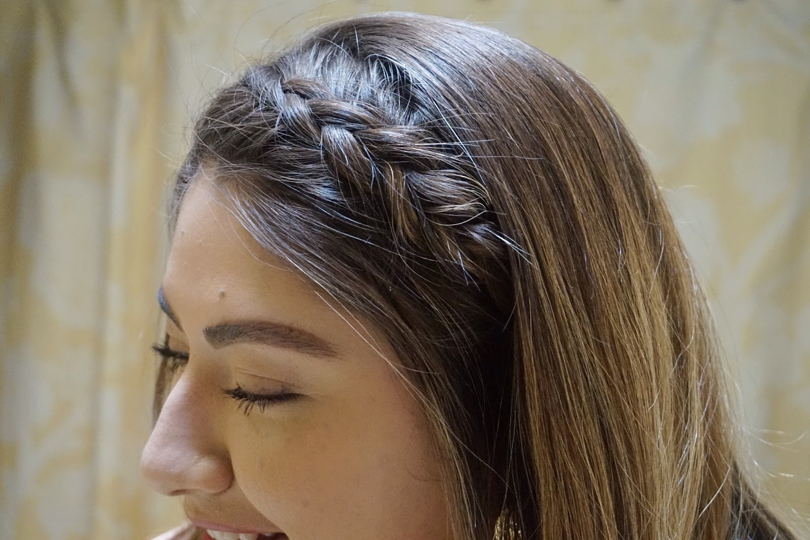 Best ideas about Easy Hairstyles For Dirty Hair . Save or Pin Easy Hairstyle For Dirty Hair Beauty With Lily Now.