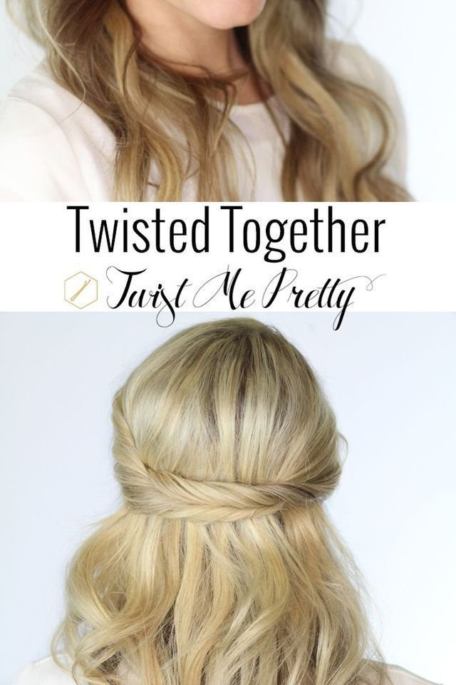 Best ideas about Easy Hairstyles For Dirty Hair . Save or Pin Eight Super Easy Hairstyles for Dirty Hair Now.