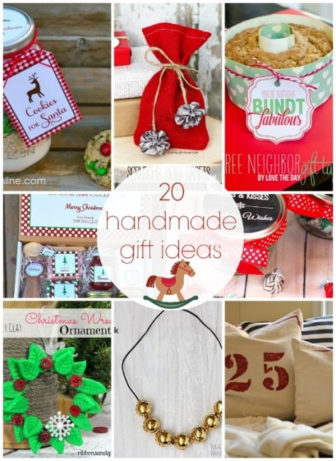 Best ideas about Easy Homemade Gift Ideas . Save or Pin 101 inexpensive handmade Christmas ts I Heart Nap Time Now.