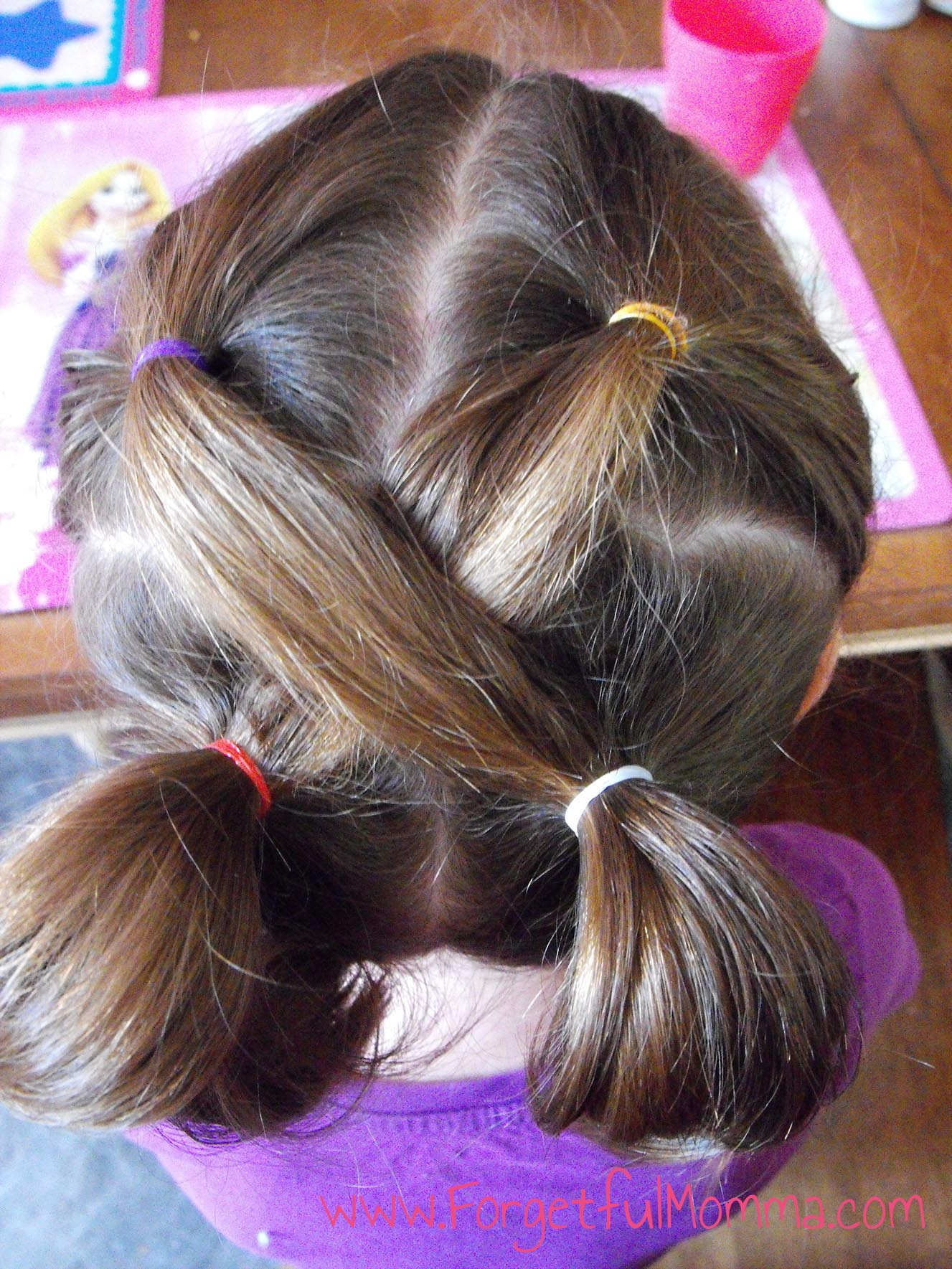 Best ideas about Easy Little Girl Hairstyles . Save or Pin Back to School Hair for Little Girls For ful Momma Now.
