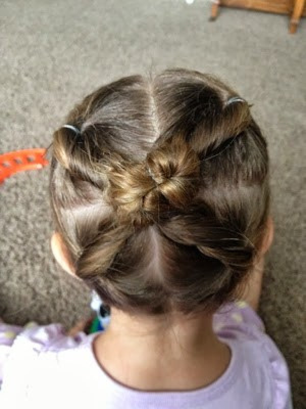 Best ideas about Easy Little Girl Hairstyles . Save or Pin 8 Quick And Easy Little Girl Hairstyles – Bath and Body Now.