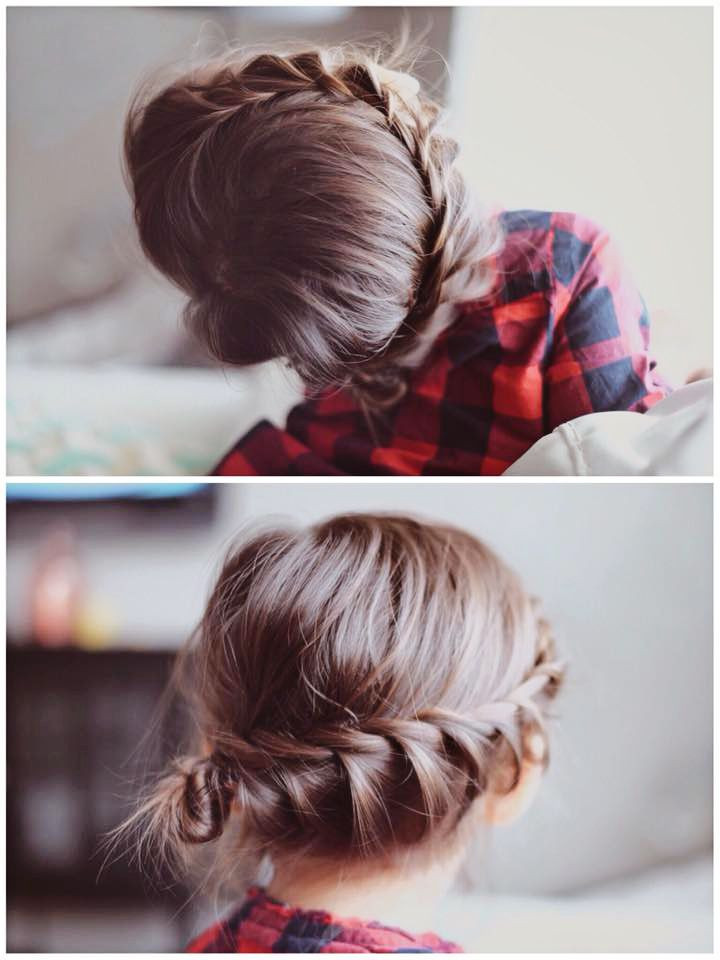 Best ideas about Easy Little Girl Hairstyles . Save or Pin Best 25 Little girl hair ideas on Pinterest Now.