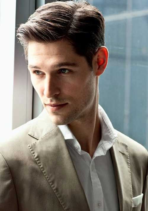 Best ideas about Easy Mens Hairstyles . Save or Pin 15 Simple Haircuts for Men Now.