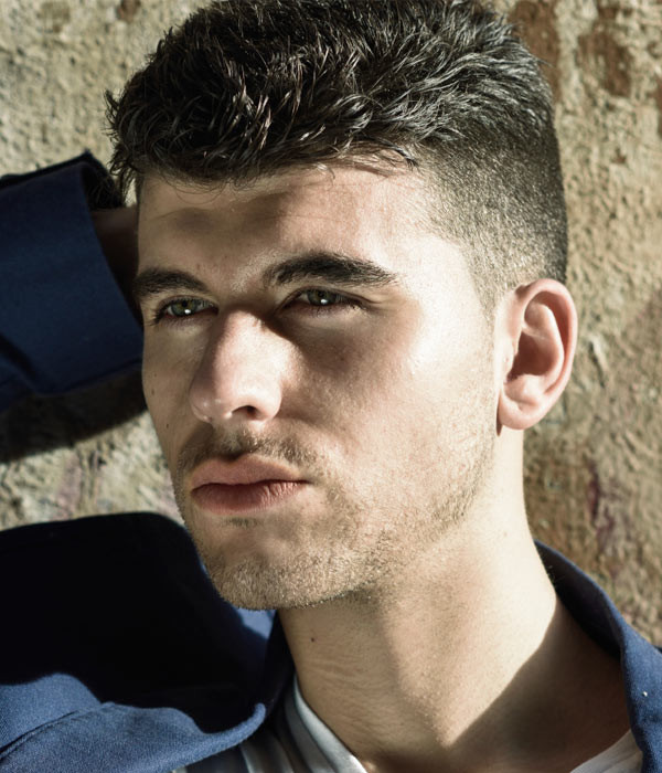 Best ideas about Easy Mens Hairstyles . Save or Pin Easy Hairstyles For Men Now.