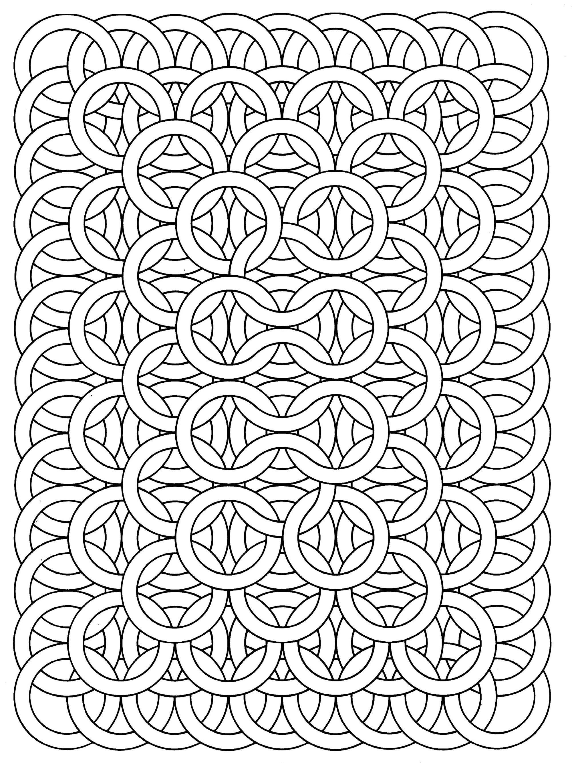 Best ideas about Easy Printable Coloring Pages For Adults . Save or Pin FREE Adult Coloring Pages Happiness is Homemade Now.