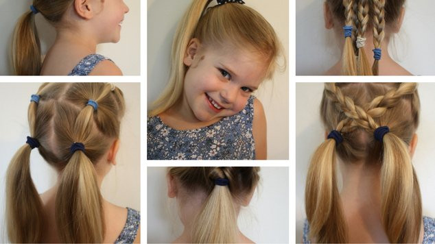 Best ideas about Easy School Hairstyles . Save or Pin 6 Easy Hairstyles For School That Will Make Mornings Simpler Now.